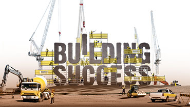 Building to Success